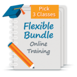 Pick 3 Online Training Course Bundle