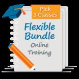 Pick 3 Online Training Course Bundle